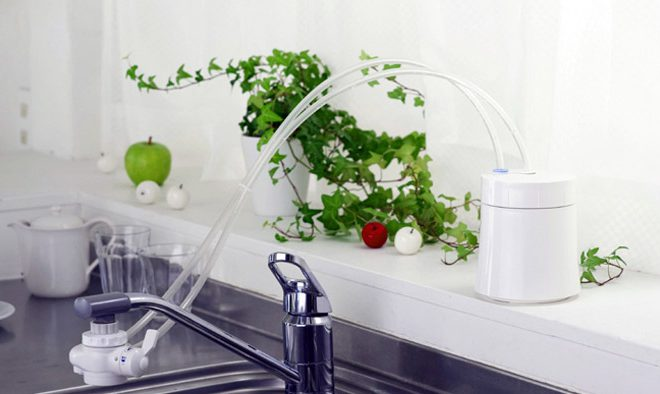 浄水器デザイン