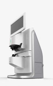 医療機器_レンズ測定器