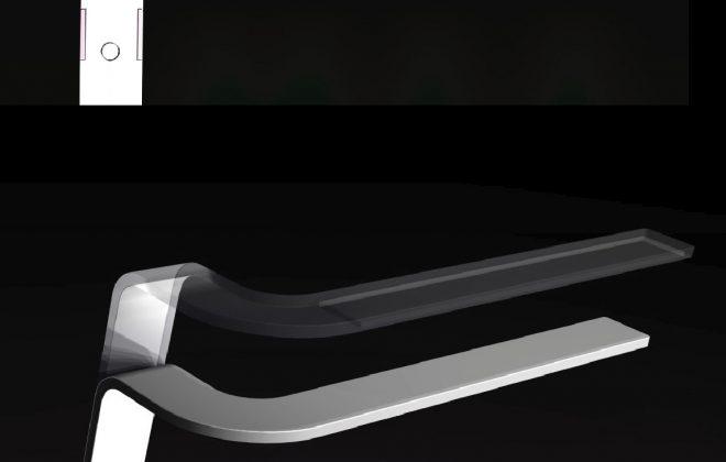 工業デザイン デスクトップランプ