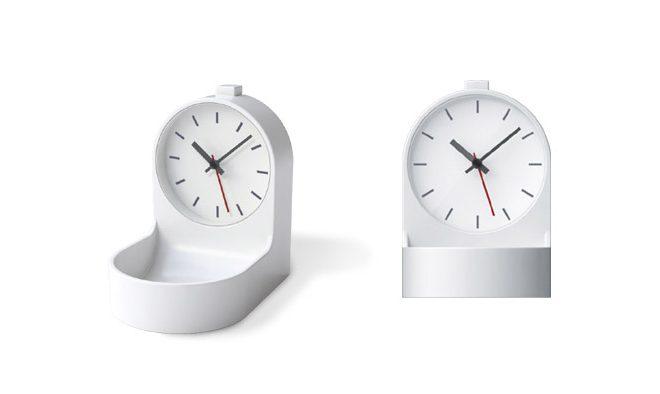 ポケモン付き時計