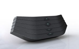 Bluetooth speaker for bike