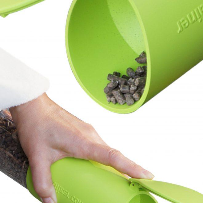 ガーデニングツールデザイン reuse petbottle