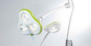 診療用照明灯デザイン
