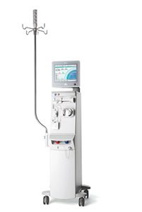 工業デザイン_医療機器_透析監視装置