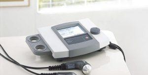 医療機器の工業デザイン_プロダクトデザイン_Hi frequency therapy / US-750