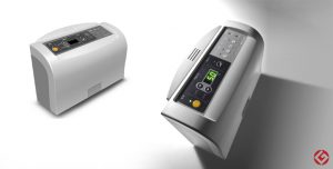 医療機器の工業デザイン_プロダクトデザイン_Pressure ulcer prevention air mattresses / NEXAS