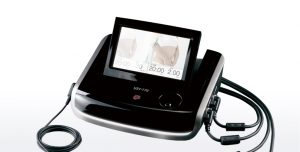 医療機器の工業デザイン_プロダクトデザイン_超音波治療器UST-770/Ultrasound with LIPUS function UST-770
