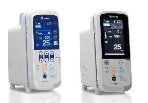 工業デザイン_医療機器_セーフテック®輸液ポンプFP-N21/Infusion pump / FP-N21