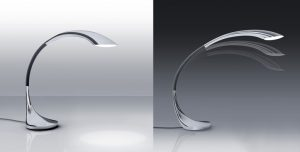 LED desk lamp / Concept design
